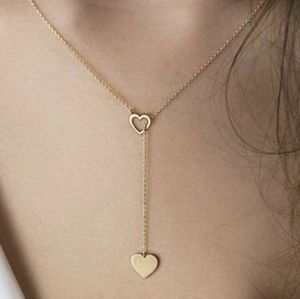 💥3 for 20💥 beautiful heart necklace